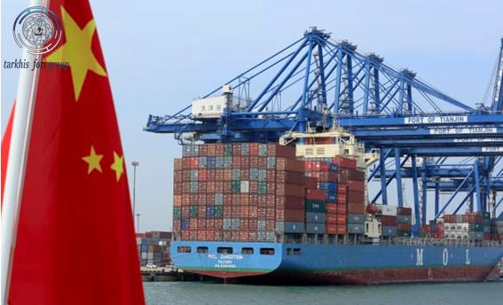 ترخیص کالا از چین