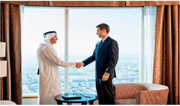 شرکت صادرات کالا به امارات